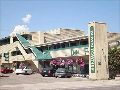 Downtowner Motel Whitefish