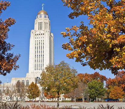 Nebraska State Capitol State Capitol Building In Lincoln Ne