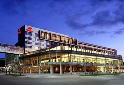 Hilton Omaha, Omaha Deals - See Hotel Photos - Attractions ...