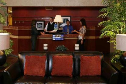 Hampton Inn And Suites Henderson
