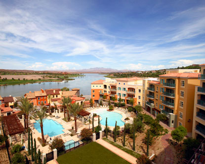 Lake Mead Spa Hotels