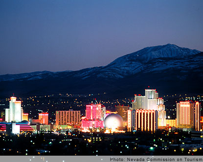 Reno Nevada Hotels