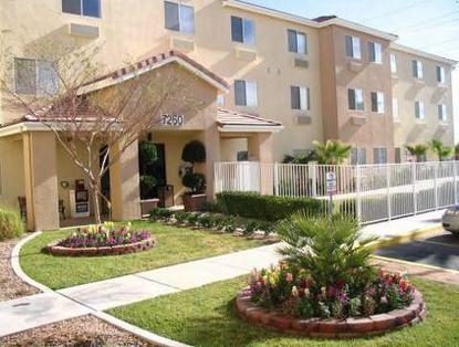 Crestwood Suites   Las Vegas Blvd