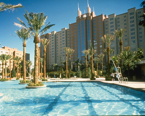Hilton Grand Vacations Club At The Las Vegas Hilton