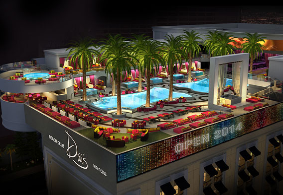 Cromwell - Drai's Beach Club