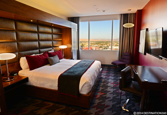 The D Hotel One Bedroom Suite D Hotel Rooms