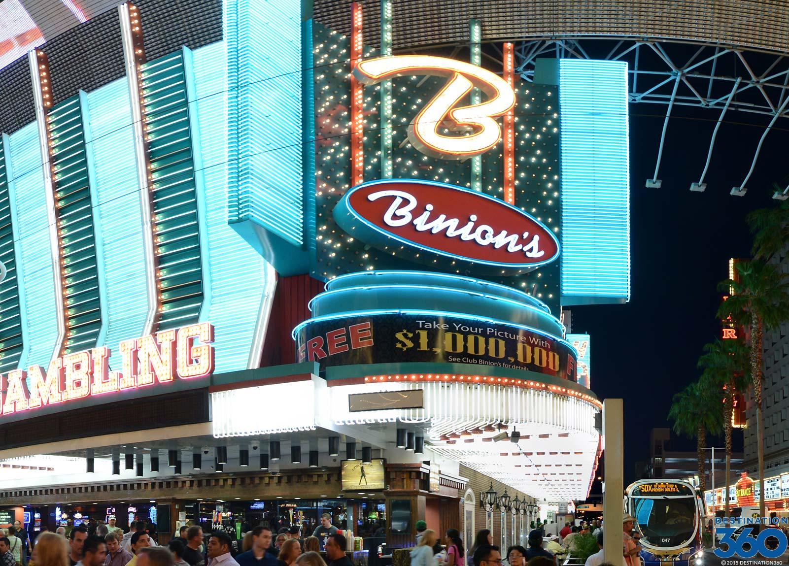 Casino downtown las vegas