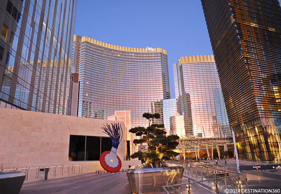 Las Vegas City Center Hotels