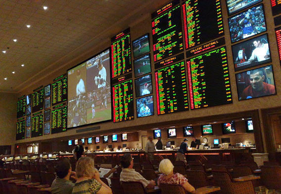 how to bet on sports outside of vegas