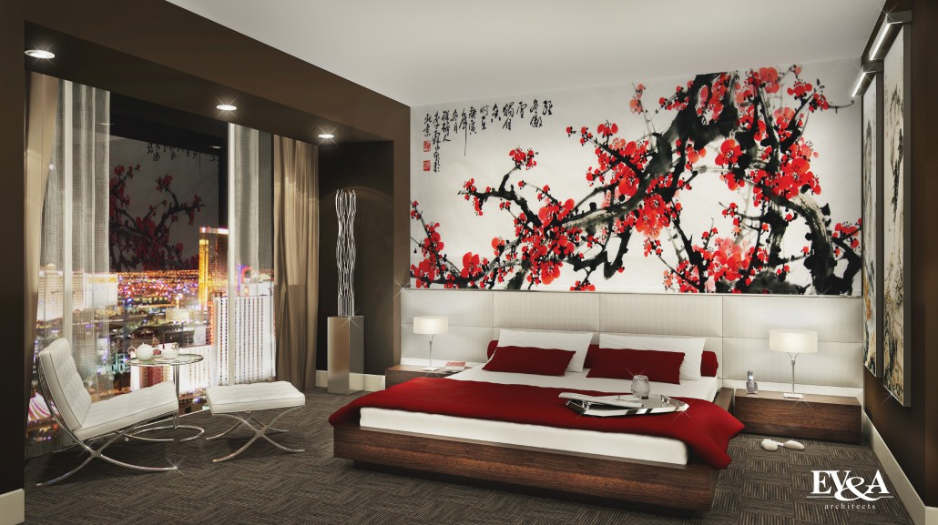 Lucky Dragon Hotel Rooms