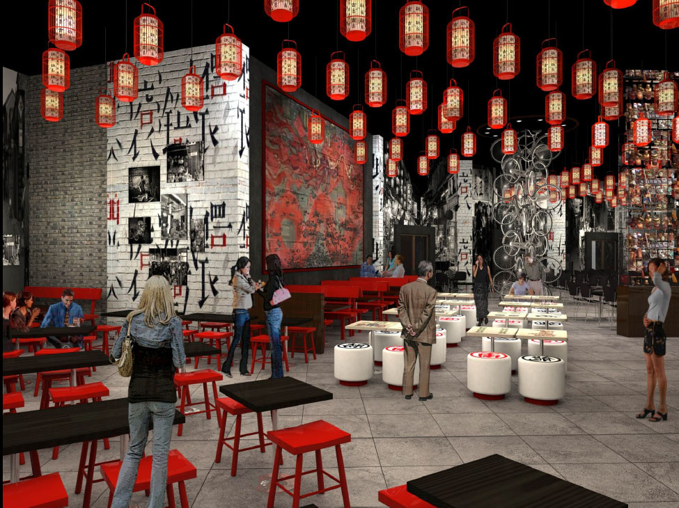 Lucky Dragon Las Vegas Restaurant