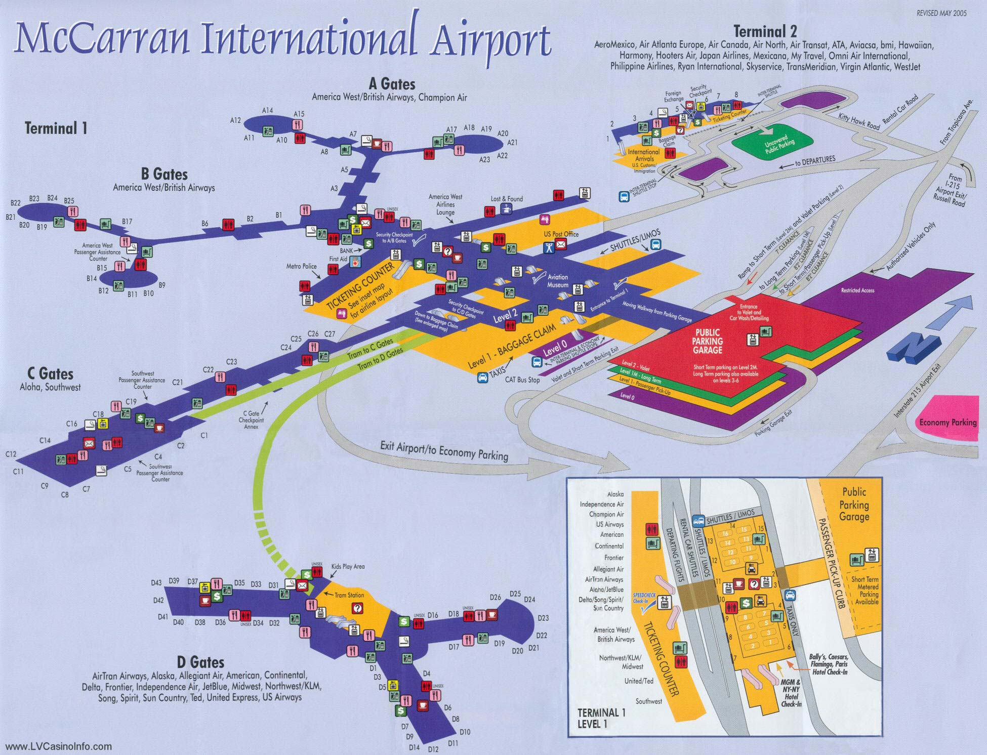 Hotels Near Mccarran International Airport
