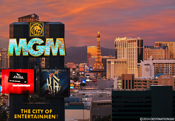 MGM Grand Hotel Las Vegas Attractions