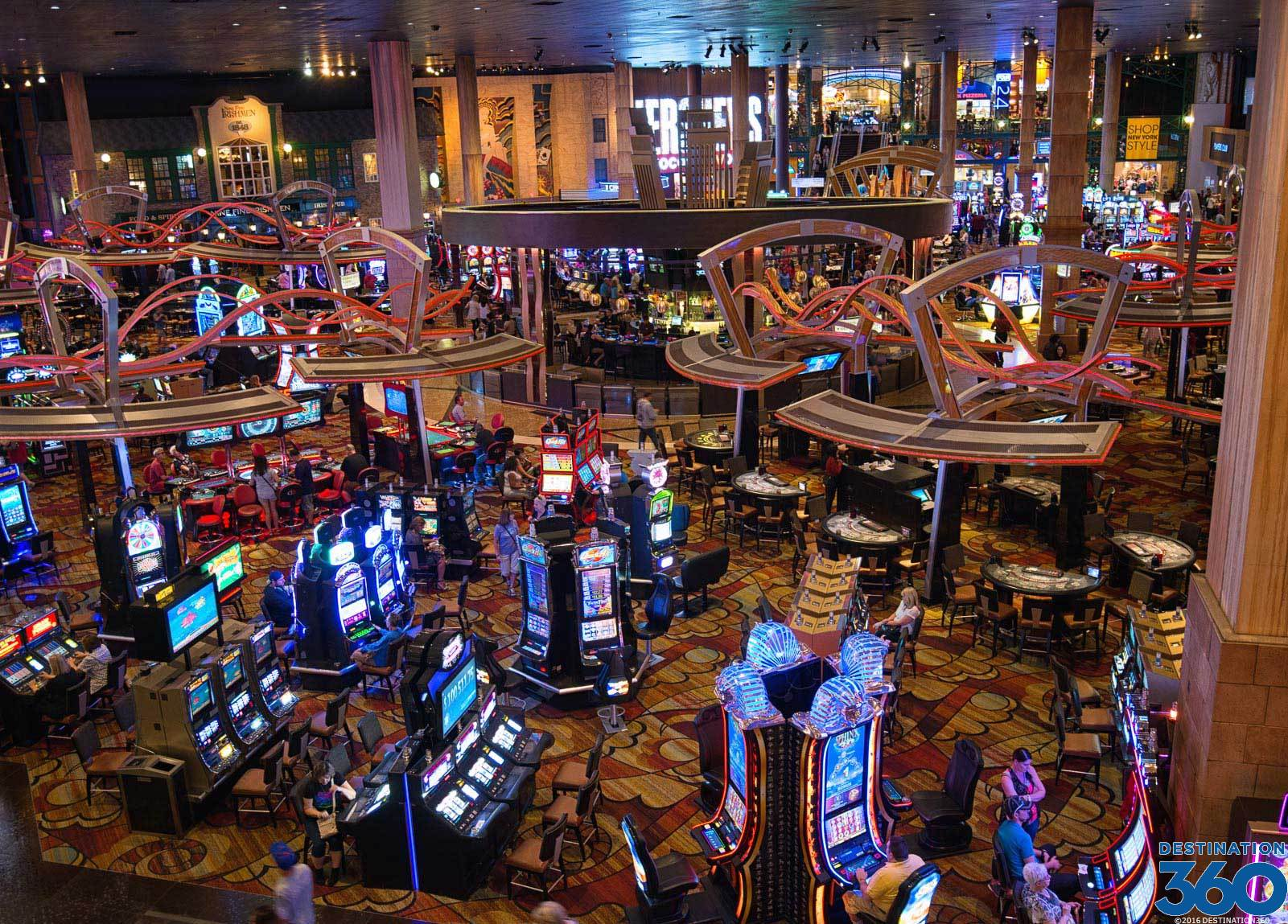 list of hotel casinos in las vegas
