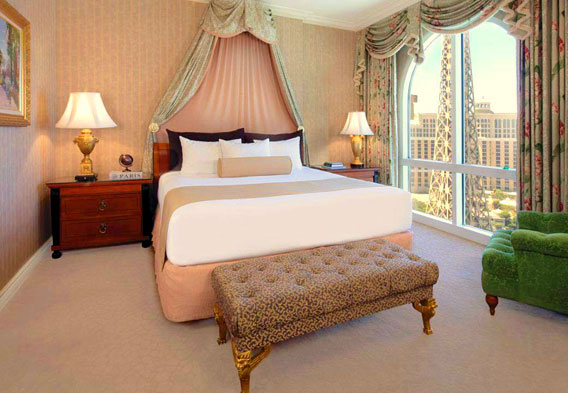 Paris Las Vegas Rooms