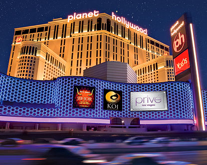 Planet hollywood las vegas casino resturant casino chester harrahs pennsylvania