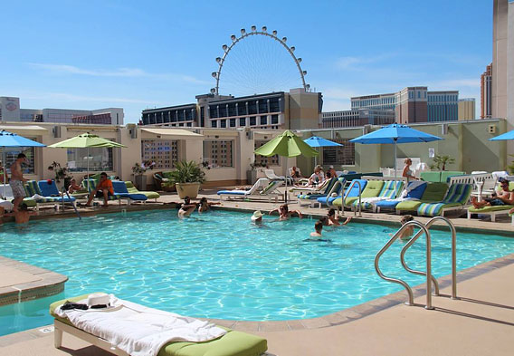 Las Vegas Strip Casino Map  VegasTrippingcom