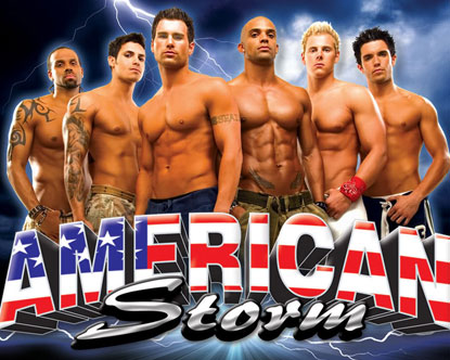 American Storm At Planet Hollywood Vegas Las Vegas Adult