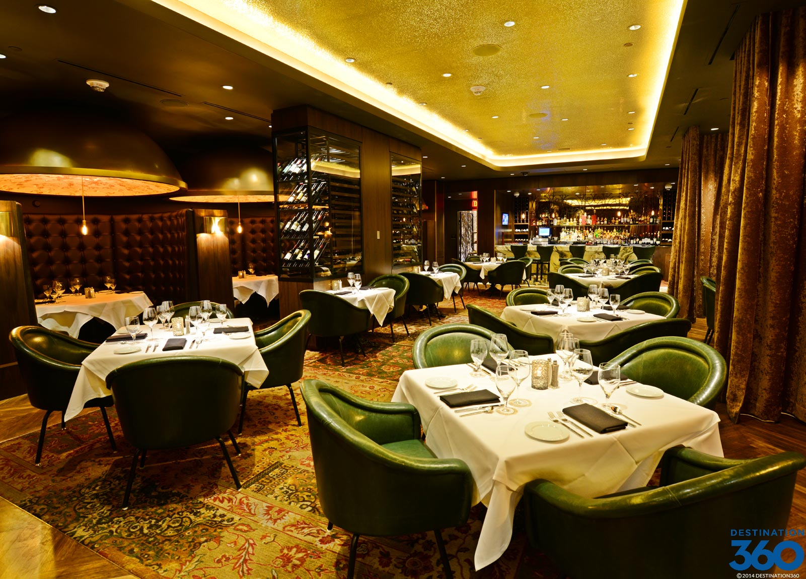 Andiamo Steakhouse Virtual Tour