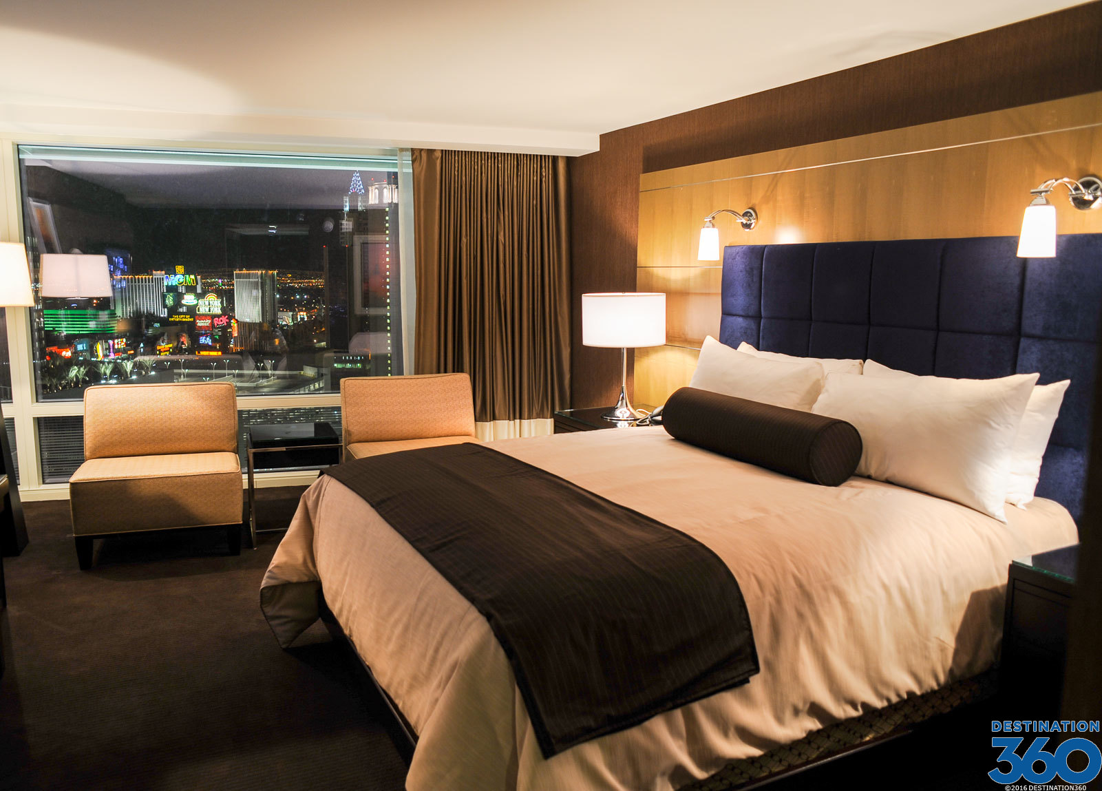 Aria Hotel Rooms