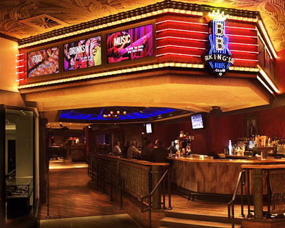 BB King Blues Club Vegas