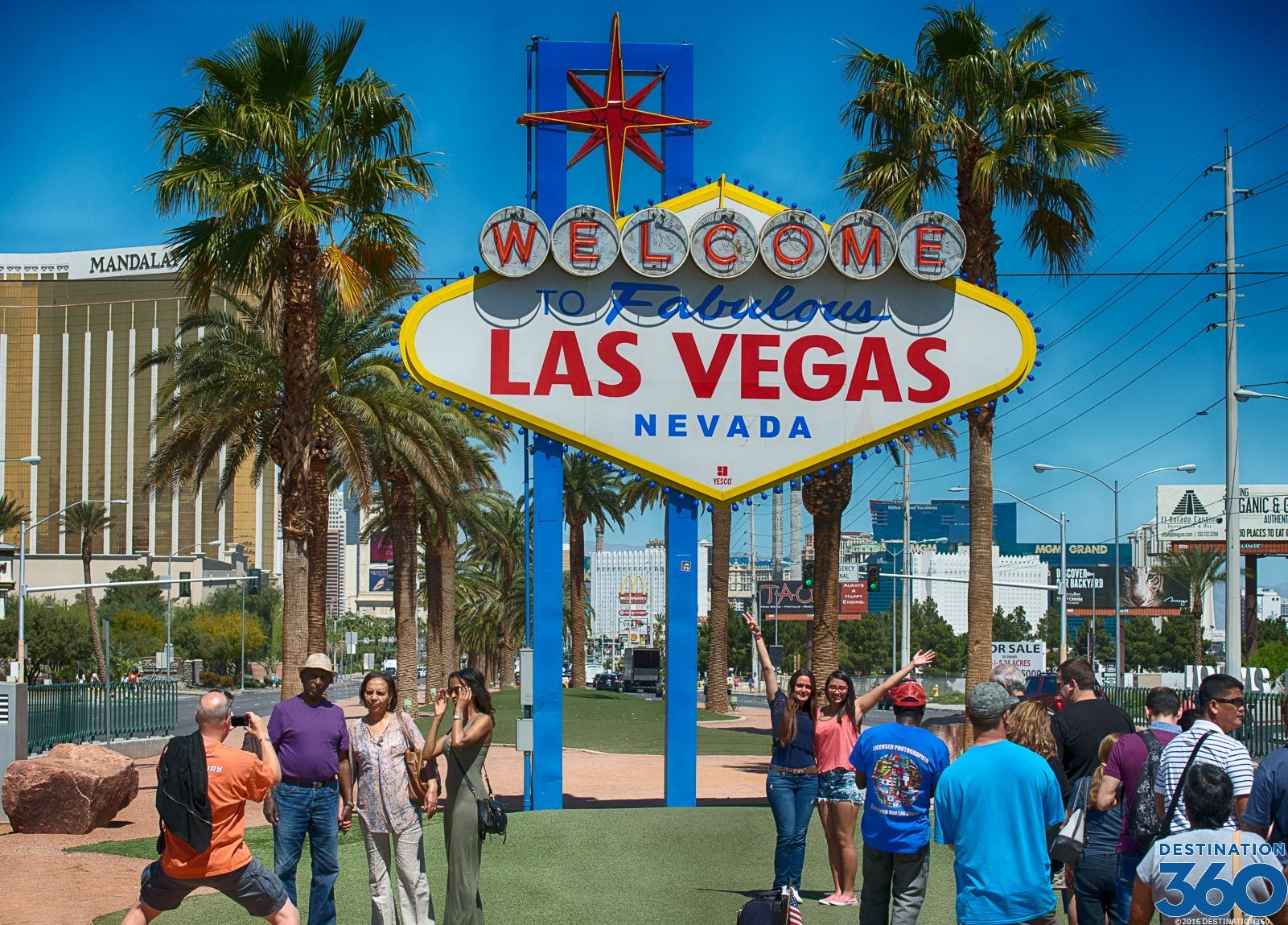 Visit Vegas Virtual Tour