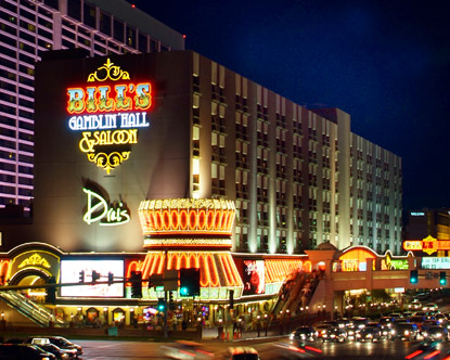 Bills Gambling Hall Las Vegas