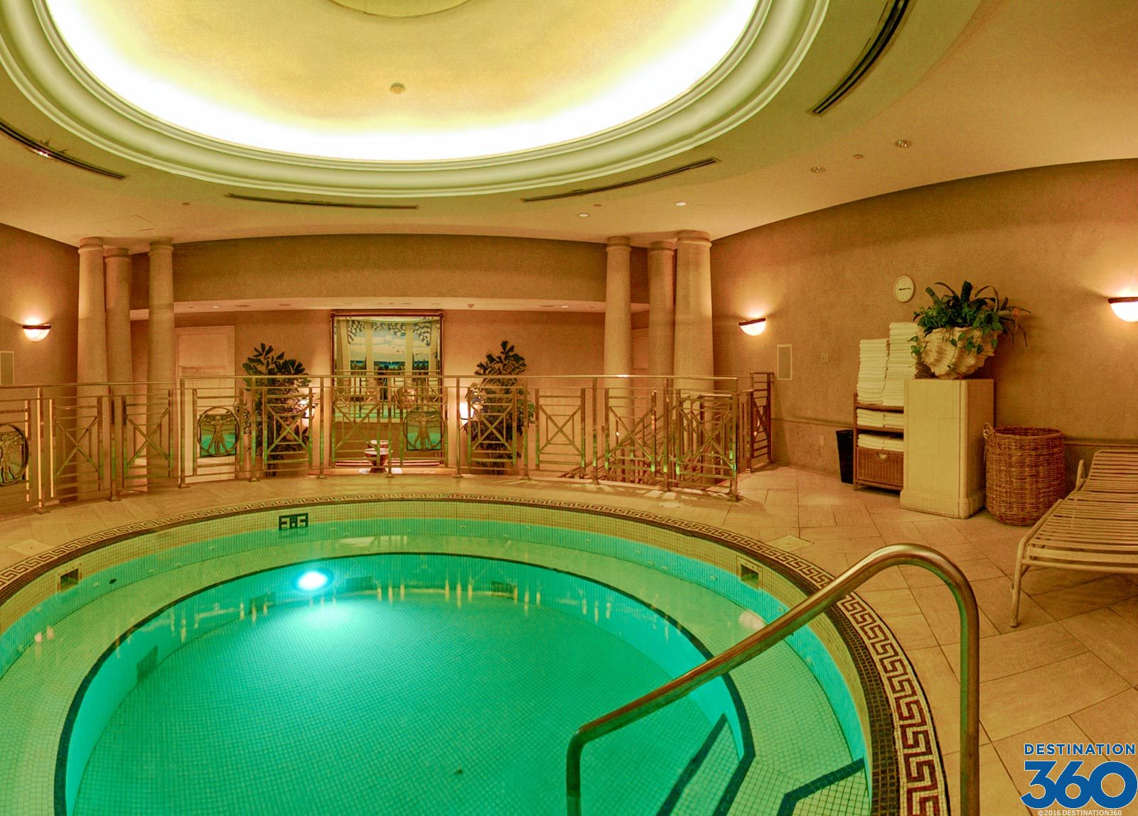 Men's Spa Virtual Tour