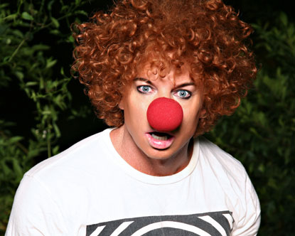 Carrot Top Vegas