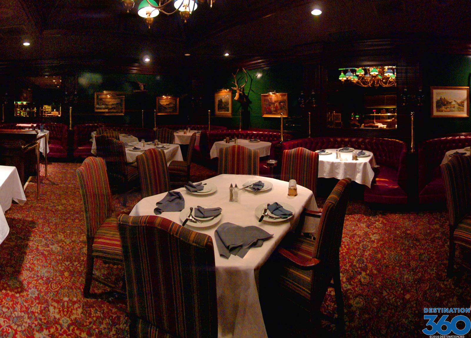 Steakhouse Virtual Tour