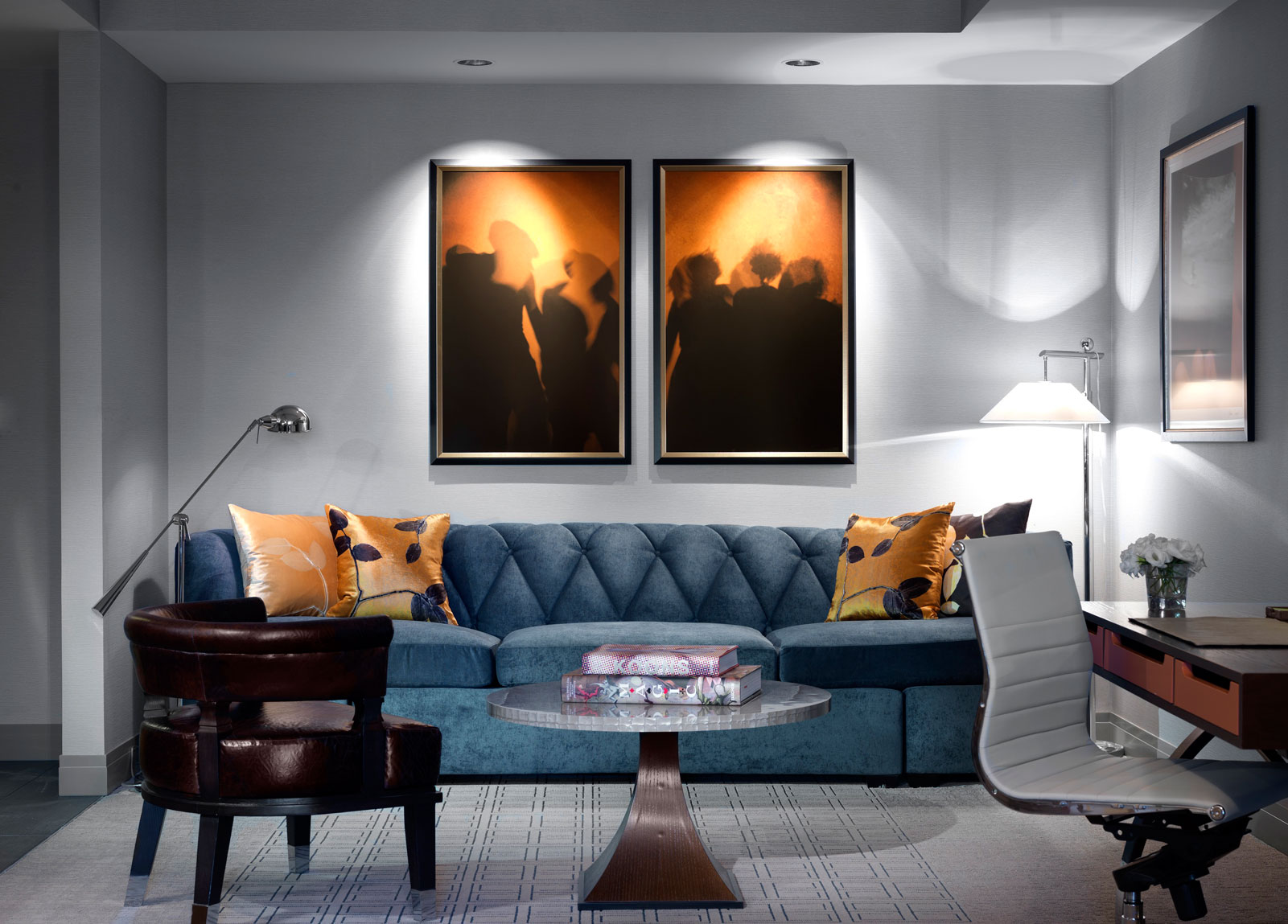 Cosmopolitan las vegas suites for Interior design studio berlin