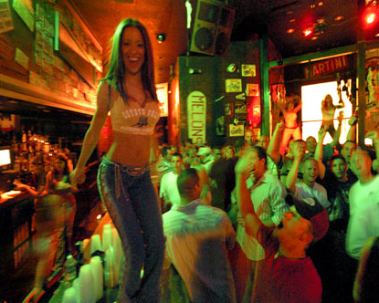 Coyote ugly saloon panama city beach