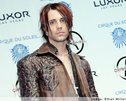 The Infamous Criss Angel