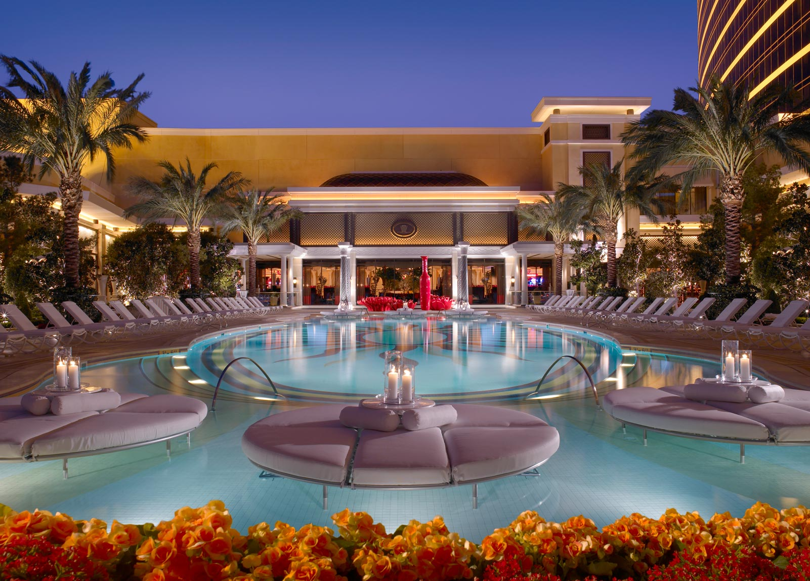 Encore Las Vegas Pool