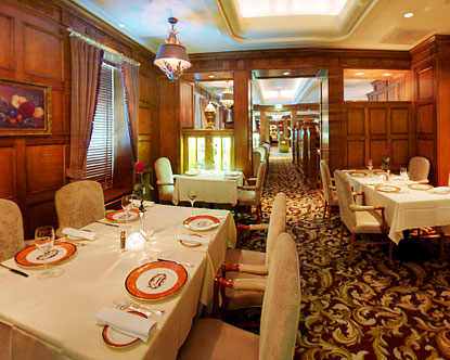 Conrad's Steak House Virtual Tour