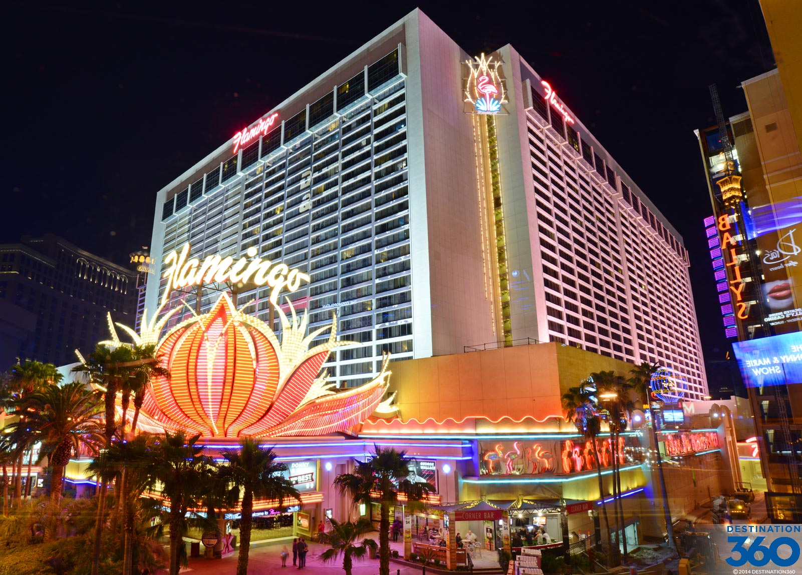 Flamingo Las Vegas Virtual Tour