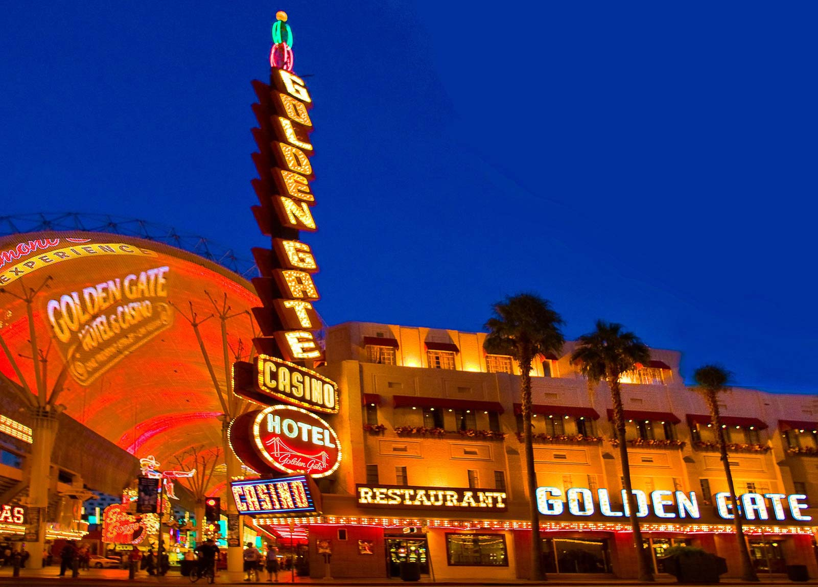 Golden Gate Hotel Las Vegas