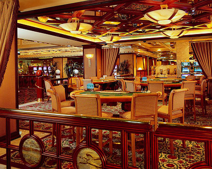 The Golden Nugget Hotel Las Vegas