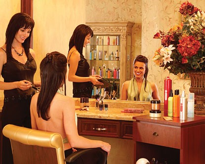 The Golden Nugget Salon