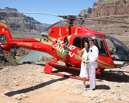 Grand Canyon Weddings