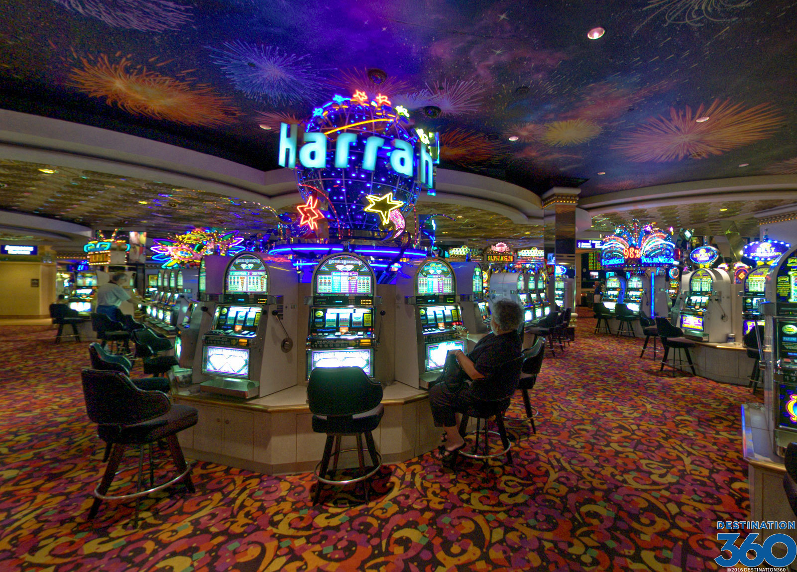 Harrahs casino vegas gambling prevention videos