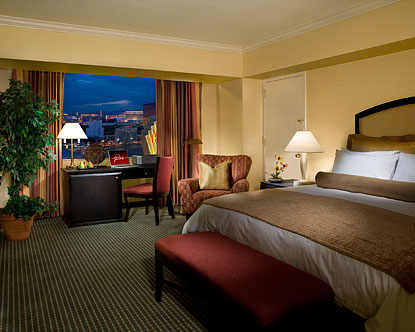 Las Vegas Hilton Rooms