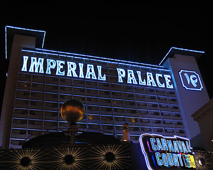 Imperial Palace Promo Codes