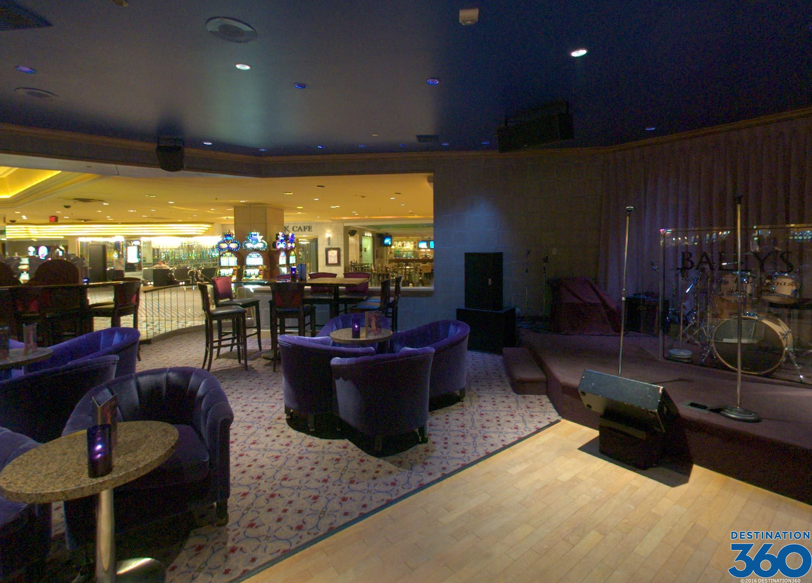 Indigo Lounge Virtual Tour