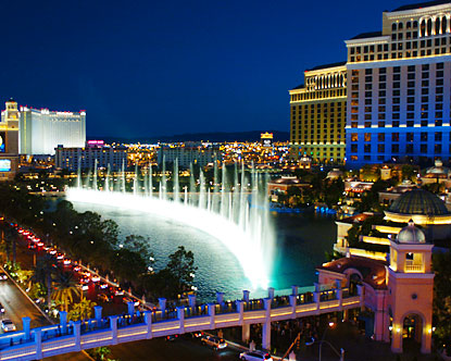 las vegas. Suggested Itinerary Las Vegas