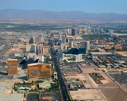 Las Vegas Charter Flights
