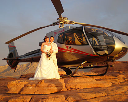 Vegas Helicopter Weddings