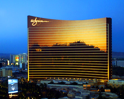 list of hotels in las vegas