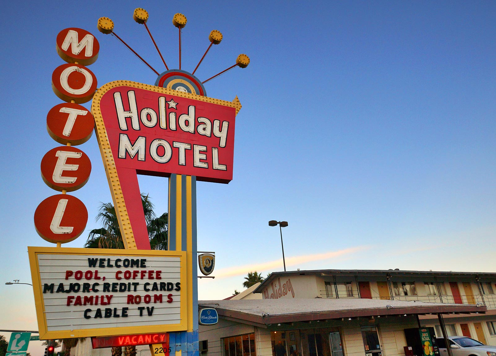 Motels In Las Vegas