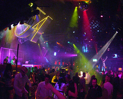 Las Vegas Nightclub Tour